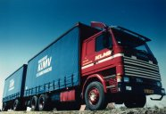 KLMV vrachtauto