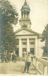 Groate Kerk, omstreeks 1920