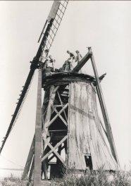 De Noordster aan de Nieuwebildtdijk, afgebroken in 1983