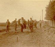 Oudebildtdijk wegverbetering,1928