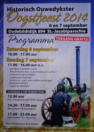 Oogstfeest 2014